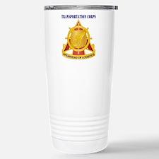 Transportation Corps Travel Mug