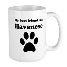 Havanese Best Friend Mug