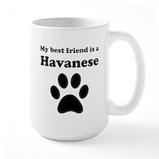 Havanese Best Friend Mug