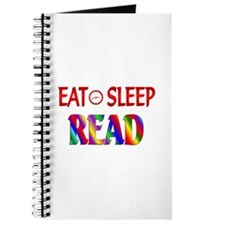 Eat Sleep Read Journal