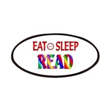 Eat Sleep Read Patches