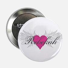 "Rebekah-angel-wings.png 2.25"" Button"