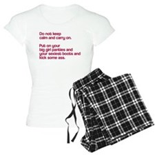Do not keep calm Pajamas