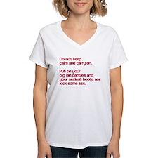 Do not keep calm Shirt