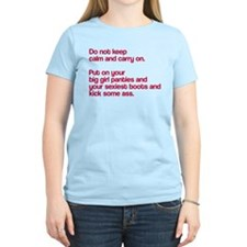 Do not keep calm T-Shirt