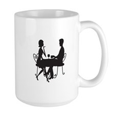 Couple Silhouette Mug