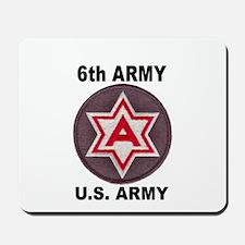 6TH ARMY Mousepad