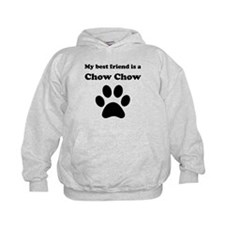 Chow Chow Best Friend Hoodie