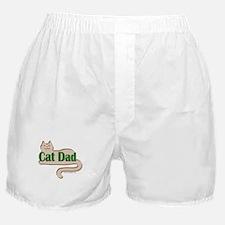 Cat Dad Boxer Shorts