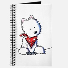 Pocket Westie Valentine Journal