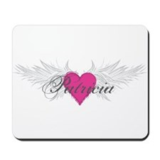 Patricia-angel-wings.png Mousepad