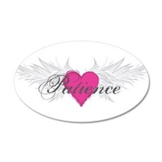 Patience-angel-wings.png Wall Decal