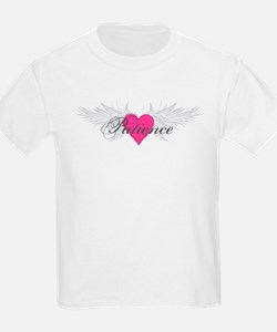 Patience-angel-wings.png T-Shirt