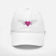 Paola-angel-wings.png Baseball Baseball Cap