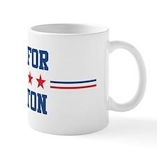 Vote for BRAXTON Mug