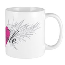 Nicole-angel-wings.png Small Mugs