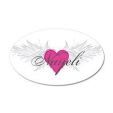 Nayeli-angel-wings.png Wall Decal