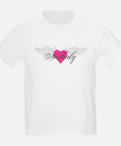 Nathaly-angel-wings.png T-Shirt