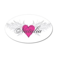Natalia-angel-wings.png Wall Decal