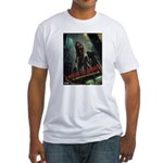 Rise of the Zombies Fitted T-Shirt