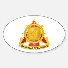 Transportation Corps Decal