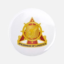 "Transportation Corps 3.5"" Button"