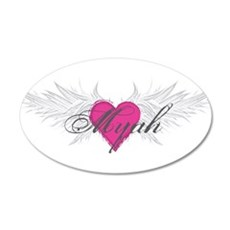 Myah-angel-wings.png Wall Decal