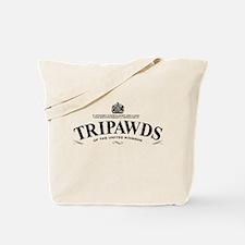 Tripawds Tea Brand Tote Bag