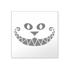 PARARESCUE - Cheshire Cat - Type 2 Square Sticker