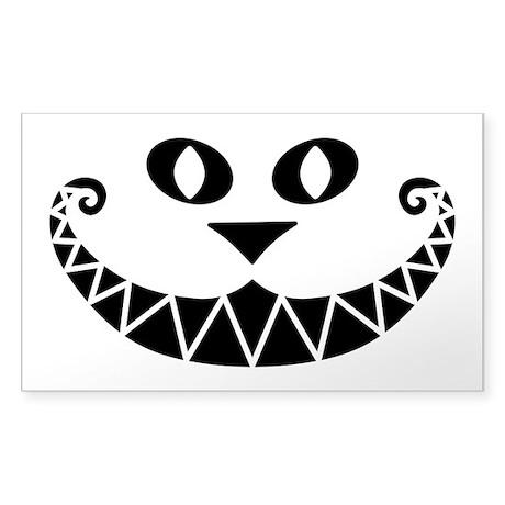 PARARESCUE - Cheshire Cat - Type 2 Sticker (Rectan
