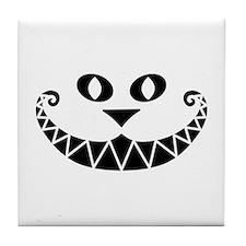 PARARESCUE - Cheshire Cat - Type 2 Tile Coaster