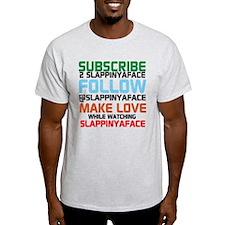 TRUE LOVE OF SLAPP T-Shirt