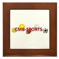 CMB SPORTS 24HRS Framed Tile