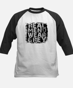 Real Men Brain Tumor Tee