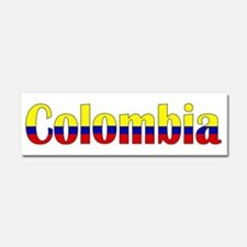 Colombia Car Magnet 10 x 3