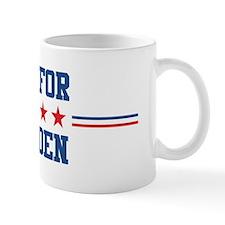 Vote for BRAEDEN Mug