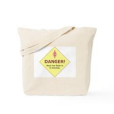 Next Hot Flash Tote Bag