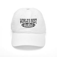 World's Best Grandad Baseball Cap