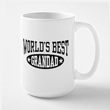 World's Best Grandad Mug