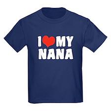 I Love My Nana T