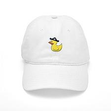 Pirate Duck Baseball Cap