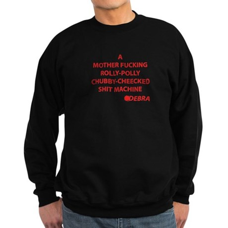 Dexter Debra Quote Sweatshirt (dark)