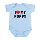 I love my poppy Baby