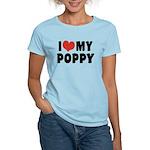 I Love My Poppy Women's Light T-Shirt