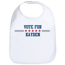 Vote for KAYDEN Bib