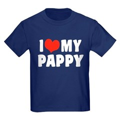 I Love My Pappy T
