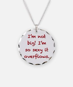 Sexy Overflows Necklace