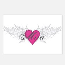 Mira-angel-wings.png Postcards (Package of 8)
