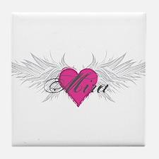 Mira-angel-wings.png Tile Coaster