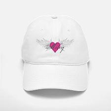Miley-angel-wings.png Baseball Baseball Cap